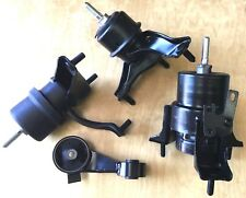 4PC MOTOR & TRANS MOUNT WITH VACUUM FOR 2004-2006 LEXUS ES330 3.3L FAST SHIPPING
