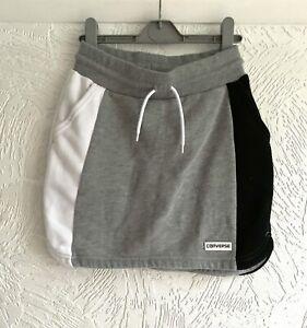 Girls Age 10 - 12 Yrs Converse Grey Skirt Size M