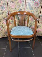 Thonet Armlehnen Stuhl /Schreibitsch Stuhl /Büro Bauhaus Stuhl