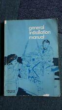 Autres Perkins Série P Ind Moteur Diesel Handbook 1956 #6589