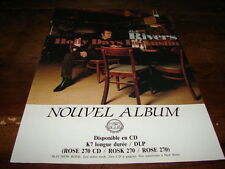 DICK RIVERS - PUBLICITE HOLLY DAYS IN AUSTIN !!!!!!!!!!
