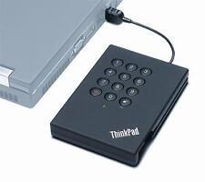 Lenovo ThinkPad USB Portable Secure Hard Drives - 320GB