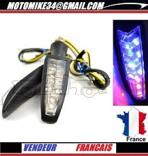 Intermitentes LED universal sistema lamparilla Moto KAWASAKI/SUZUKI/YAMAHA/HONDA