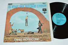 ENNIO MORRICONE Il Etait Une Fois Dans L'Ouest LP Once Upon A Time in West RCA
