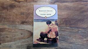 Robinson Crusoe von Daniel Defoe Buch Roman Francis Book Neu 🧐