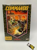 Commando (Atari 2600 / 7800 - Activision 1.988)  Brand New Boxed near mint