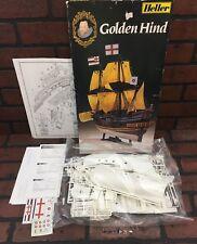 Golden Hind Ship 1/200 Model Kit Heller Sir Francis