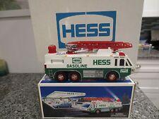 Hess - 1996 Toy Emergency Fire Ladder Truck - NEW IN BOX