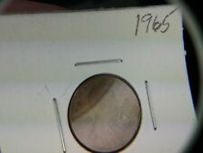 Counter Stamped Lincoln Cent 1964 Masonic Penny #886