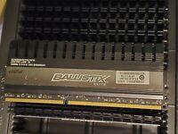 Crucial ballistix elite ddr3 2000 4gb 1.65v
