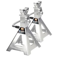 NOS NAJS3T 3 Ton Aluminum Ratcheting Jack Stands (Pair)