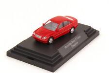 1:87 Mercedes-Benz C-Klasse Elegance W203 magmarot rot red - Dealer-Edition OEM