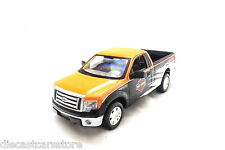 Maisto 2010 FORD F150 PICK UP HARLEY DAVIDSON ORANGE 1/24 NEW WITHOUT BOX #34173