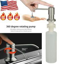300Ml Kitchen Bathroom Sink Soap Dispenser Lotion Pump Bottle Liquid Soap Bottle