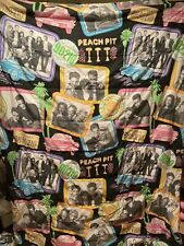 Beverly Hills 90210 Twin Bedding Comforter Flat Fitted 2 Pillowcases Luke Perry