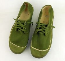 Surplus Chinese Army PLA Liberation Shoes Chinese Military Shoes Size US9