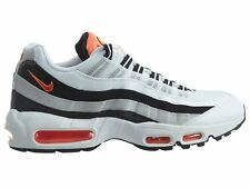 Nike Air Max 95 Men's Running Cross Training Black/white/Orange 609048-086 SZ 10