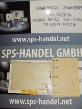 Siemens 6es5470-4ua12 s5 NEUF ouverte incl. tva incl. garantie