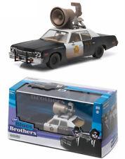 1974 Dodge Monaco with Speaker Blues Brothers Bluesmobile 1:43 GreenLight 86423