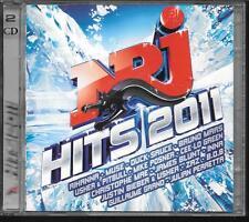 2 CD COMPIL 44 TITRES--NRJ HITS 2011--RIHANNA/MUSE/MARS/MAE/BLUNT/PERRETTA