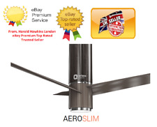 Ceiling Fans Smart WORLD'S SLIMMEST FAN WITH VOICE ACTIVATED ALEXA & GOOGLE