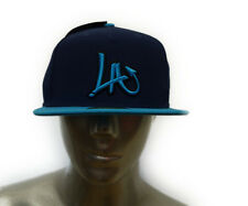 "JORDAN 10 RETRO ""LA"" CITY NAVY PHOTO BLUE MEN'S SNAP BACK ONE SIZE FITS MOST"