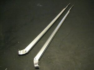 61 62 63 64 65 66 67 Cadillac Deville Eldorado Windshield Wiper Arm Set