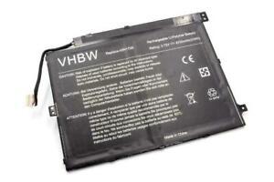BATTERY 8700mAh for Lenovo ThinkPad 10, Z3795, 45N1726, 45N1727