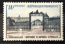 France 1954 Grille d'entrée du château de Versailles Yvert n° 988 neuf ** MNH