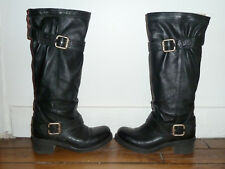 Miss Sixty Bottes style motard taille 38 / Miss Sixty motorcycle style boots