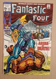 Fantastic Four #93 VF/NM