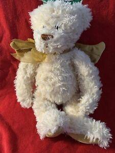 Rare Gund Musical Angel Bear