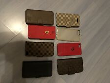 Lot de pochettes Iphone 5S