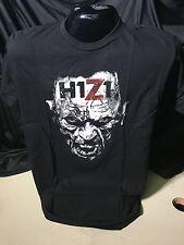 H1Z1 Black T-Shirt - Just Survive Zombie - JINX - Mens Large