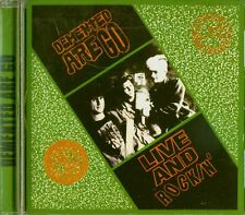 Demented Are Go - Live And Rockin' (CD) - Psychobilly