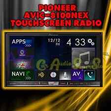 PIONEER AVIC-8200NEX REPLACES PIONEER AVIC-8100NEX FLAGSHIP CAPACITIVE TOUC