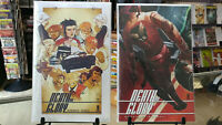 DEATH OR GLORY #6 LOT MAIN COVER AND VARIANT IMAGE COMICS NEW NM