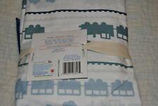 Thomas The Train 3 Piece Twin Sheet Set Flat Fitted & Pillowcase