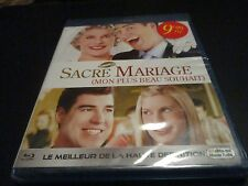 "BLU-RAY NEUF ""SACRE MARIAGE - MON PLUS BEAU SOUHAIT"" David WINKLER"