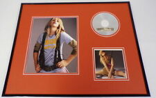 Liz Phair Signed Framed 16x20 CD & Photo Set