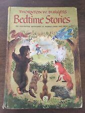 THORNTON W. BURGESS BEDTIME STORIES 1973 Printing
