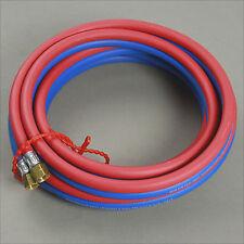 10 m Gasschlauch Autogenschlauch Acetylen, Sauerstoff z. Autogen Schweißen