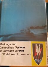 Markings and Camouflage System of Luftwaffe Aircraft in WWII 3 signers