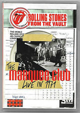 DVD / THE ROLLING STONES FROM THE VAULT THE MARQUEE CLUB LIVE (MUSIQUE CONCERT)