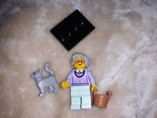 Lego genuine minifigure series collectable grannie