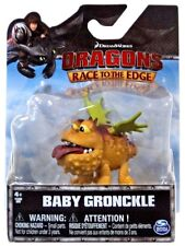 How to Train Your Dragon Race to the Edge Baby Gronckle 3-Inch Mini Figure