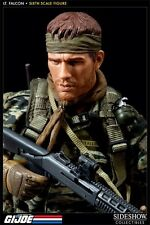 SDCC Exclusive Sideshow Green Beret Lieutenant Falcon GI JOE