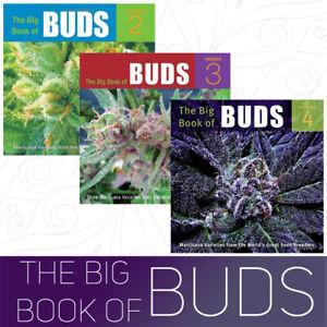 Grow Bible - Big Book Of Buds - Marijuana Varieties From The Worlds Best Breeder