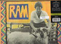 Paul McCartney Ram Yellow Vinyl Lp Sealed