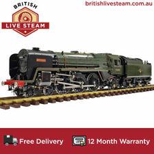 Gauge 1 Model Britannia 4-6-2 Live Steam Engine. NEW, 1Yr Warranty, Free Ship!